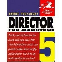 Director 5 for Macintosh (Visual QuickStart Guides)