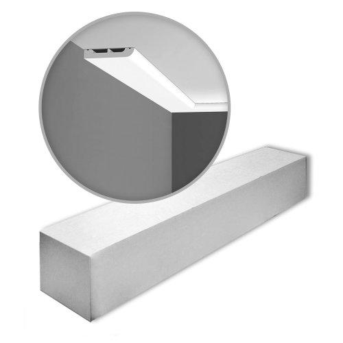 Orac Decor SX183-box AXXENT CASCADE Skirtings 1 Box 34 pieces | 68 m