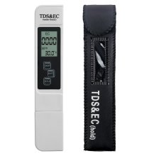 MacDoDo Digital Water Quality Tester,Professional TDS,EC and Temperature Meter