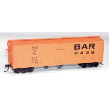 Accurail 8309 HO KIT 40 Steel Reefer, BAR
