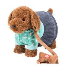 Pet Dog Toy Walking Puppy Kids Children Gift