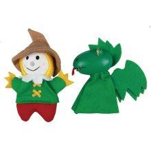 Fairytale Finger Puppet -