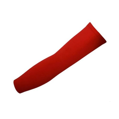 [RED] Lycra Men, Women & Youth Compression Basketball Shooter Sleeve, One Size