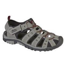 Pdq Mens Walking Sandal Grey