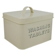 Washing Tablets Tin