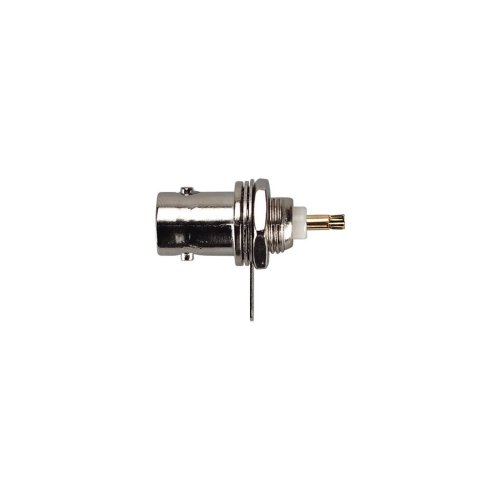 BNC Chassis Mounting Female Socket 50 Ohm
