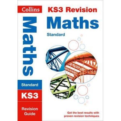 Collins Ks3 Revision and Practice - New Curriculum: Ks3 Maths (standard) Revision Guide