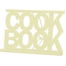 Cook Book Stand Cream