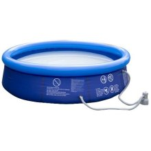 Wild N Wet Quick Up Large Paddling Pool With Pump -