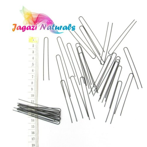 Japanese Hair Pins. Hair Styling. Wig Making. Lot of 10, 30, 50, 100 Pieces
