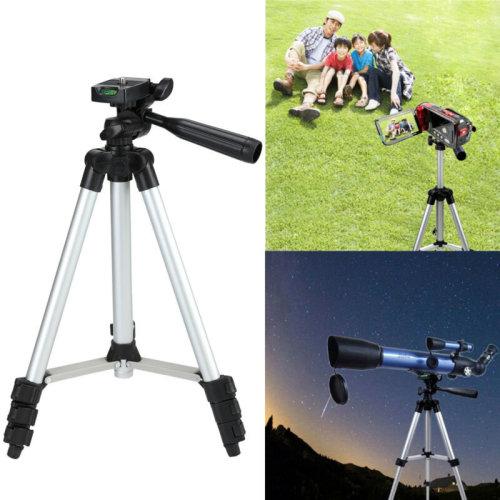 Portable Tripod Stand Mount Holder For Digital Camera Camcorder  DSLR SLR UK
