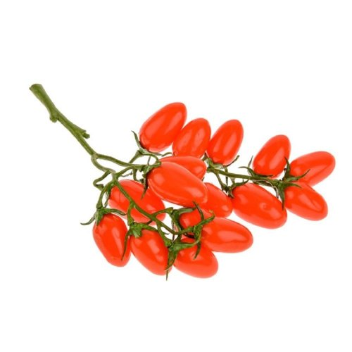 Artificial Fruit Vine Tomatoes Red 18cm - Fake Fruit Plants