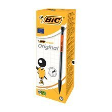 Bic Matic Pencil Black (pack of 12)