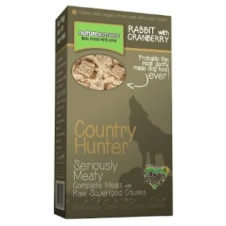Country Hunter Rabbit with Cranberry Superfood Crunch, 700g