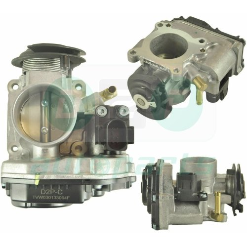 THROTTLE BODY FOR SEAT AROSA CORDOBA IBIZA LEON TOLEDO SKODA OCTAVIA 1.0 1.4 1.6