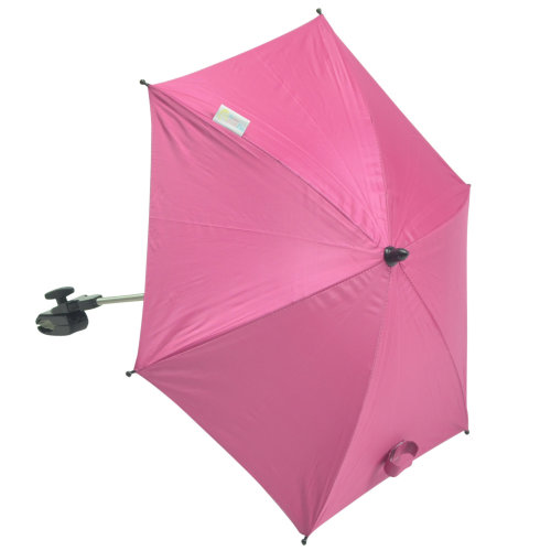 Baby Parasol compatible with Chicco London Hot Pink