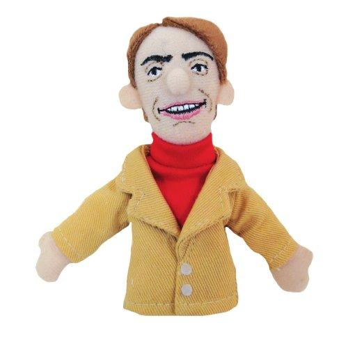 Finger Puppet - UPG - Carl Sagan Soft Doll Toys Gifts Licensed New 3555