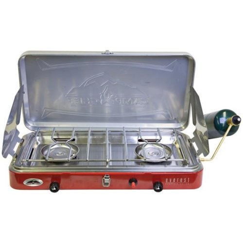 Camp Chef MS2HP Everest 2 Burner Stove Stove