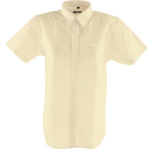 Dublin Childs Short Sleeved Tie Collar Show Shirt