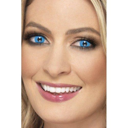 Accessoreyes Harlequin, Blue, 1 Day Wear - Harlequin -  harlequin