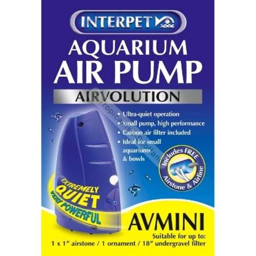 Aquarium Air Pump Air Volution Avmini