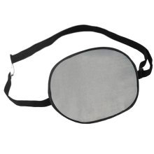 Adult Kids Amblyopia Strabismus Lazy Eye Adjustable Soft Pirate Eye Patch Single Eye Mask (Kids) ,a