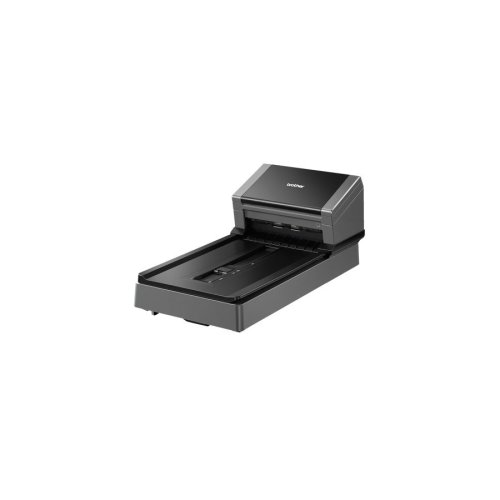 Brother Pds-5000f Flatbed & Adf 600 X 600dpi A4 Black Scanner