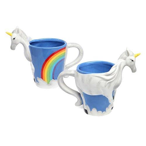 ThinkGeek Unicorn Figural Mug
