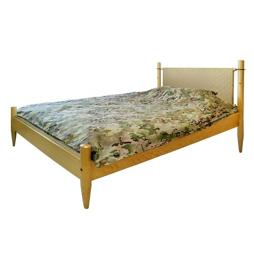 KAS Kids Army Multi Terrain Camouflage Single Bedding Set - Camo Duvet Cover,