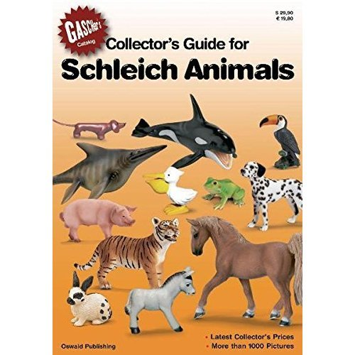 Collectors Guide for Schleich Animals