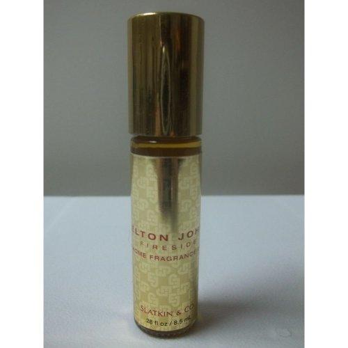 Slatkin & Co.for Bath & Body Works ELTON JOHN FIRESIDE Home Fragrance Oil 0.28oz