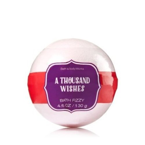 Bath and Body Works A Thousand Wishes Signature Collection Bath Fizzy 4 6 Oz 130 g