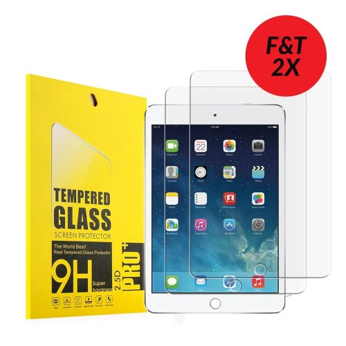 FusionTech® Screen Protector for iPad Pro 12.9 inch [2-Pack]