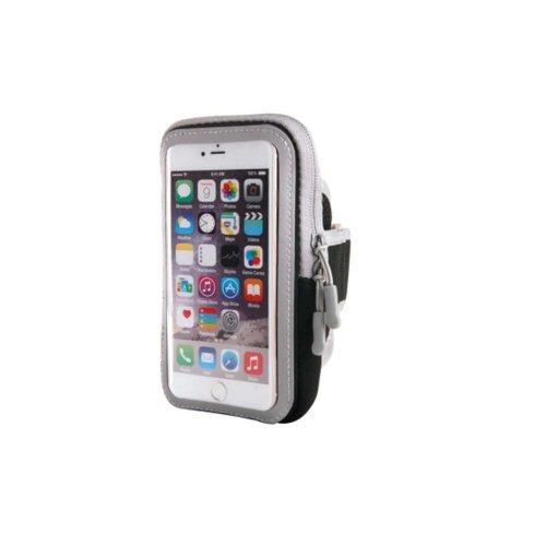 Men/Women Fitness Wrist Bag Running Traveling Hiking Mobile Phone Arm Pack_A17