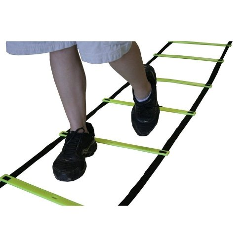 Amber Athletic Gear Speed & Agility intensity Training Ladder 15 Ft