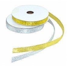 Pbx2470947 - Playbox - Metallic Ribbon (gold) - 10 M X 9 Mm