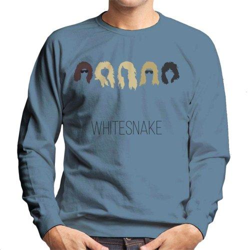 Whitesnake Icon Silhouettes Men's Sweatshirt