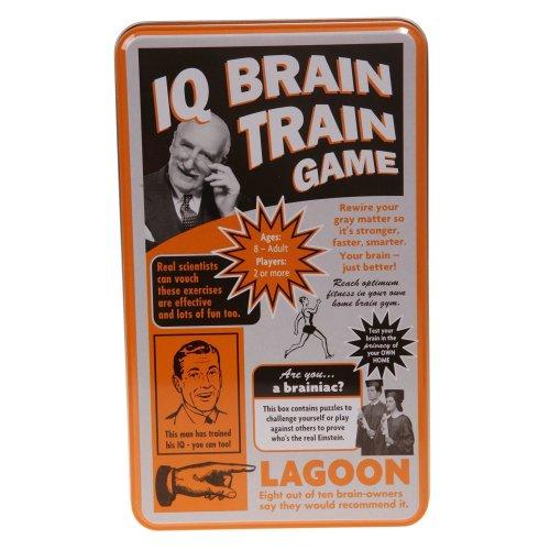 Iq Brain Train Game