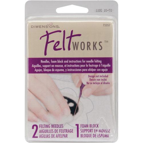 Feltworks Needle Felting Set-