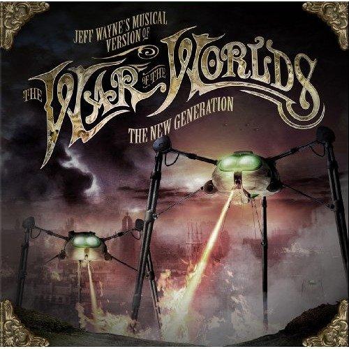 Jeff Wayne Album - Jeff Waynes Musical Version of the War of the Worlds - the New Generation [CD]