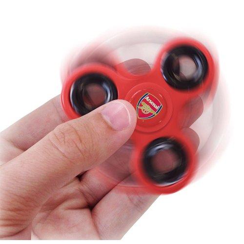 Arsenal Official Football Fidget Spinner Diztracto Spinnerz