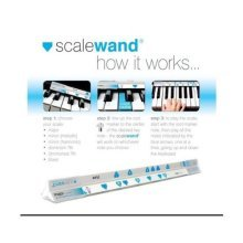Pianowand ScaleWand Piano Practice Aid Brand New
