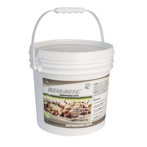 DryaMite® 3kg Freshwater Diatomaceous Earth