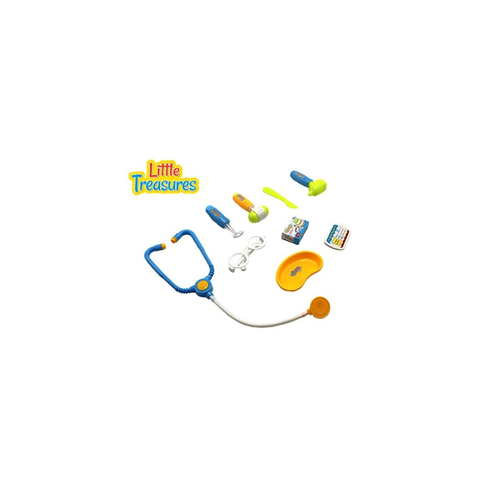 Little Treasures Pretend and Play Doctor Medical Playset