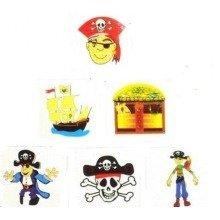 288 Pirate Tattoos