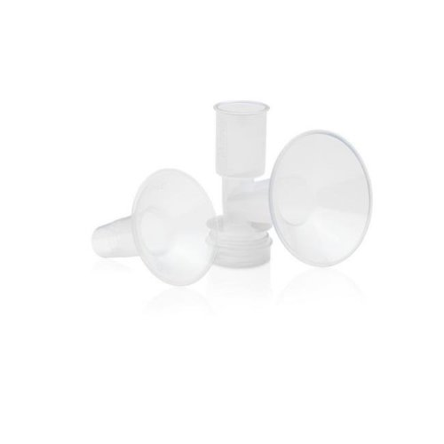 Ameda 17358M 36F & 32.5 mm CustomFit Breast Pump Flanges, Extra Large to XXL