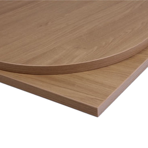 Taybon Laminate Table Top - Oak Rectangular - 1500x700mm