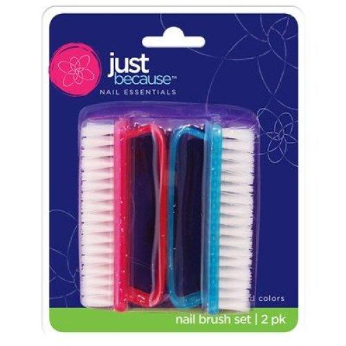 2PK Nail Brush