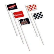 Flags (10) - GO!!!/Digital 143 Accessory - Carrera CA61650
