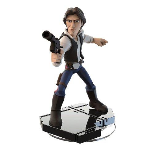 Disney Infinity Han Solo Star Wars Figure Xbox PS3 PS4 WII